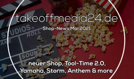 Shopnews Video für Mai ist online!