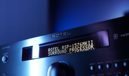 Rotel RSP-1576MK2