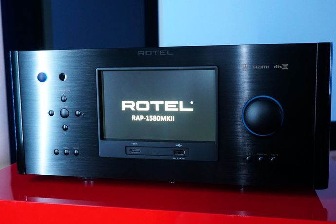Rotel RAP-1580 MK2
