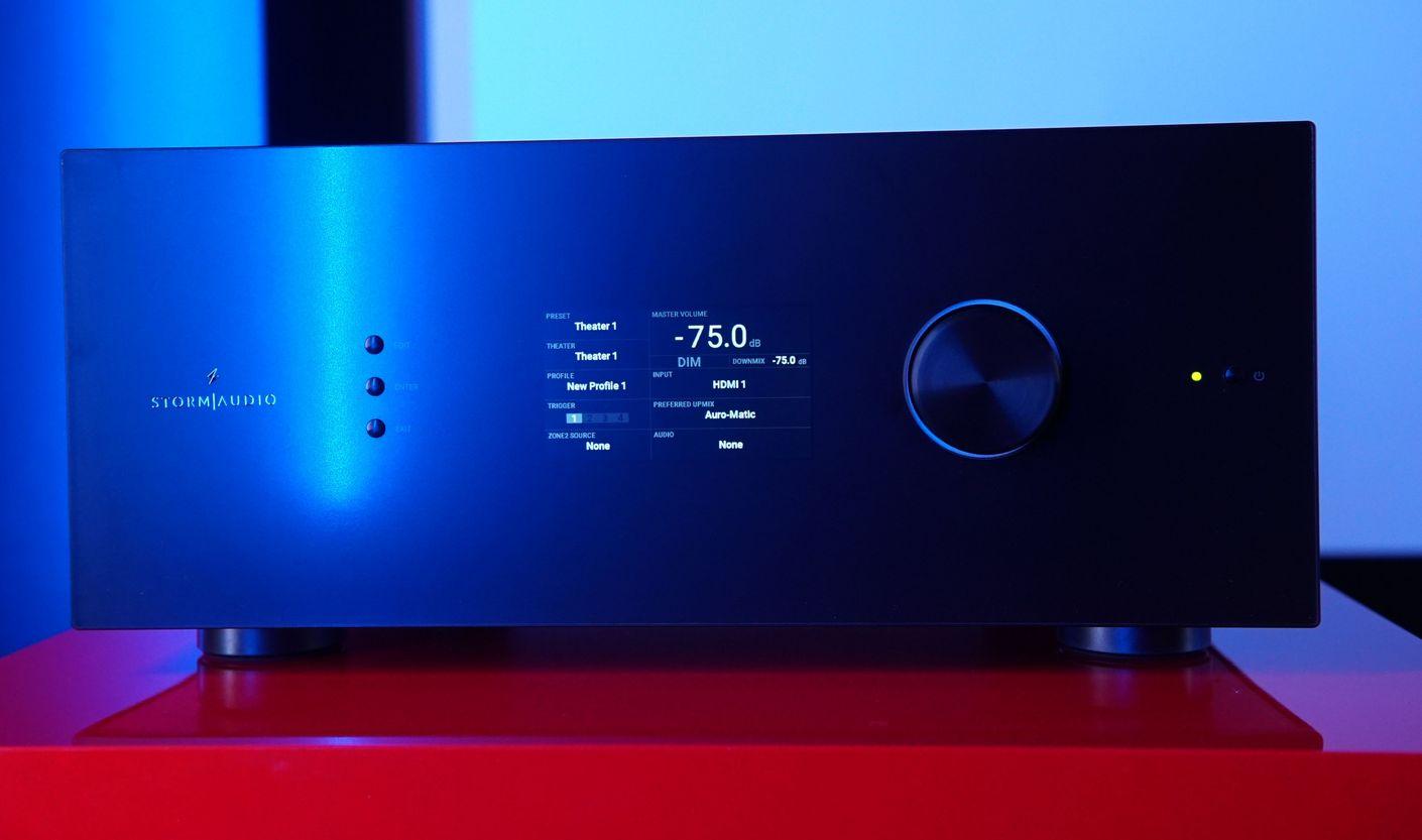 StormAudio Elektronik