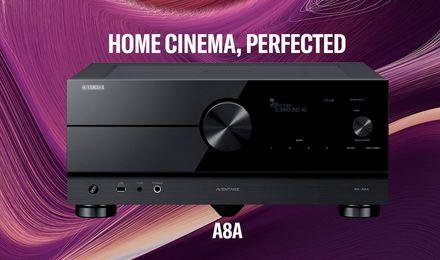 Yamaha bringt RX-A8A und A6A auf den Markt