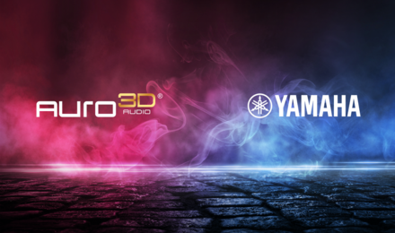 Auro-3D verkündet offiziell die Partnerschaft mit Yamaha