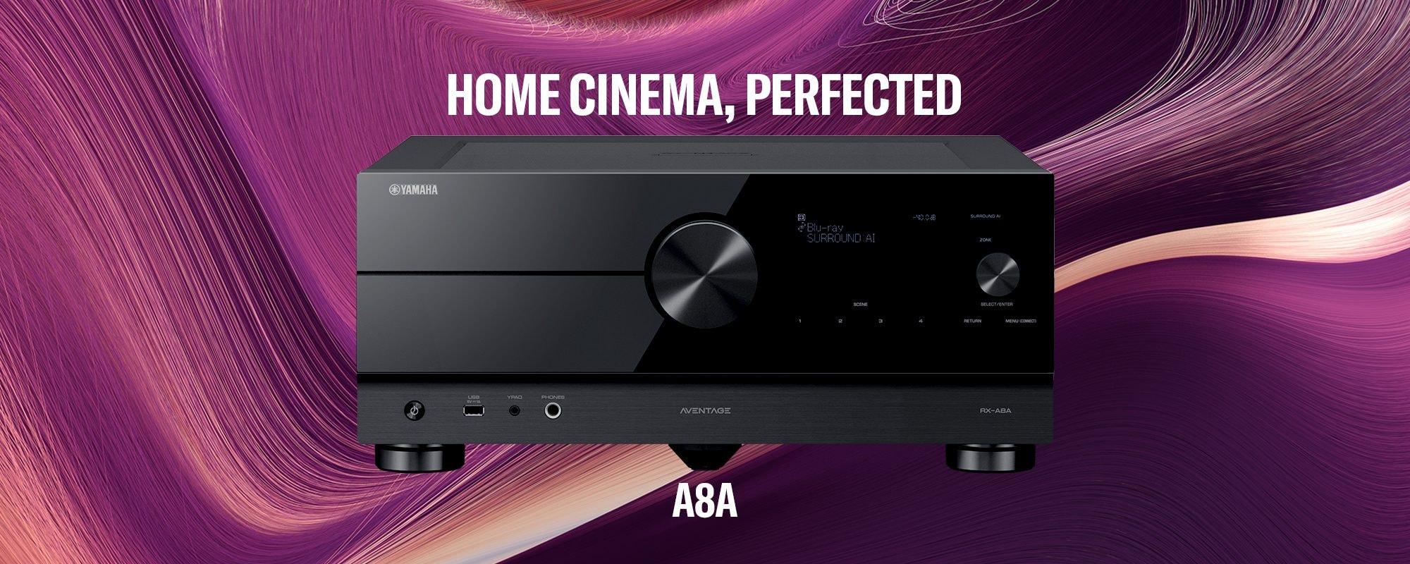 Yamaha RX-A8A AV Receiver