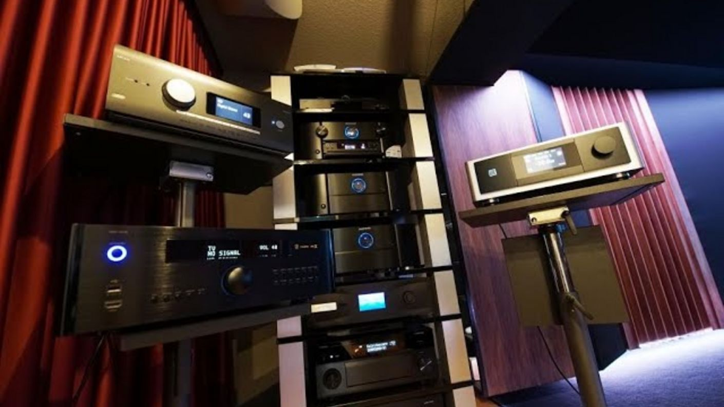 Vorstufen im Vergleich: Arcam AV40, NAD M17.2, Rotel RSP-1576, Marantz AV7705 und Yamaha CX-A5200
