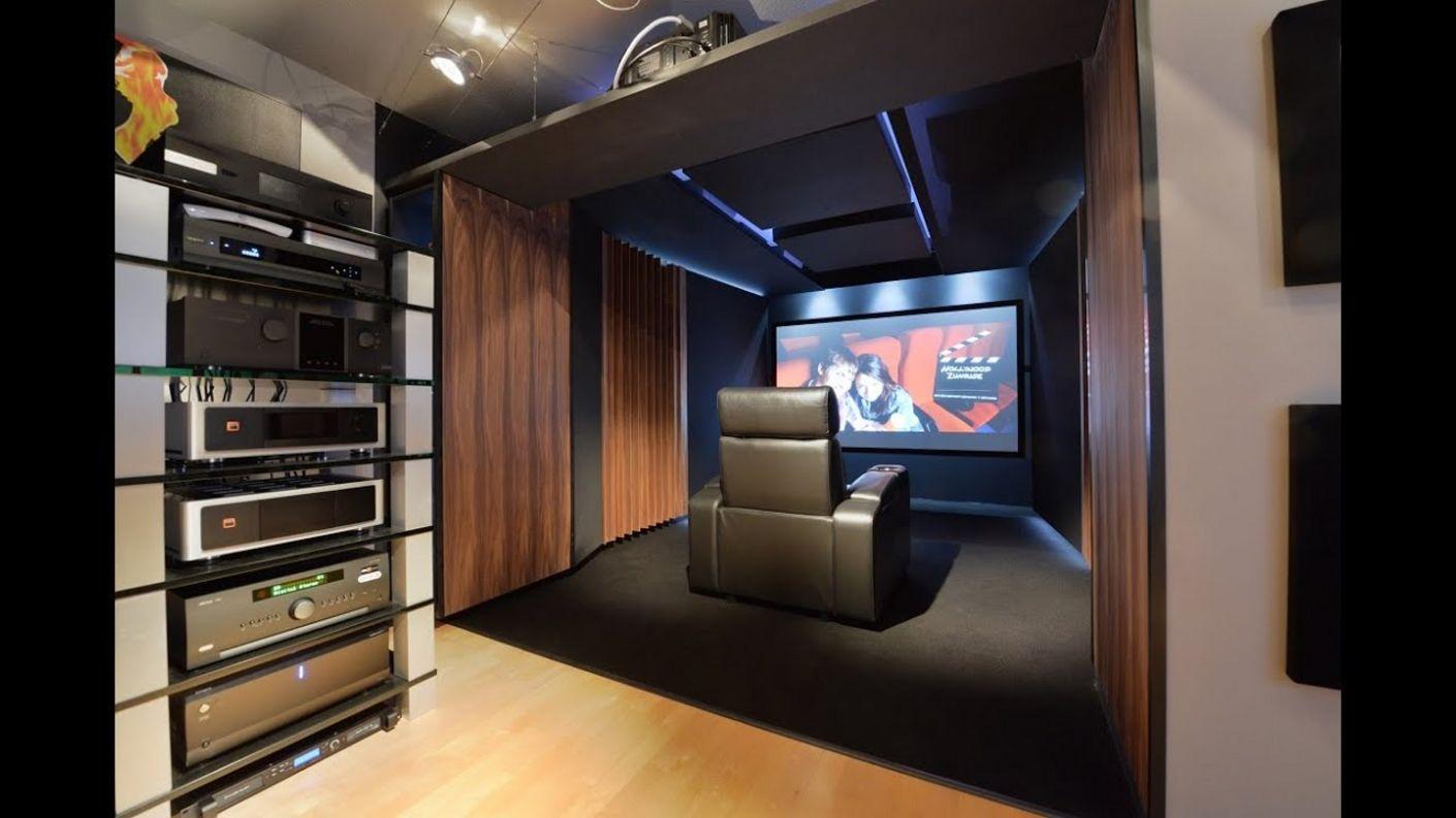 unser neues studioLine Heimkino mit Hollywood-Acoustics - Filmgenuss²