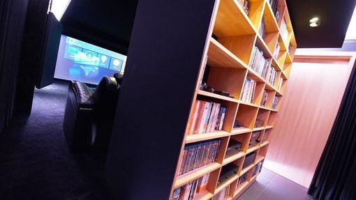 Heimkino Vorstellung: großer Spaß auf kleinem Raum - mit Atmos, 4K, Akustik, Design & Widescreen LW