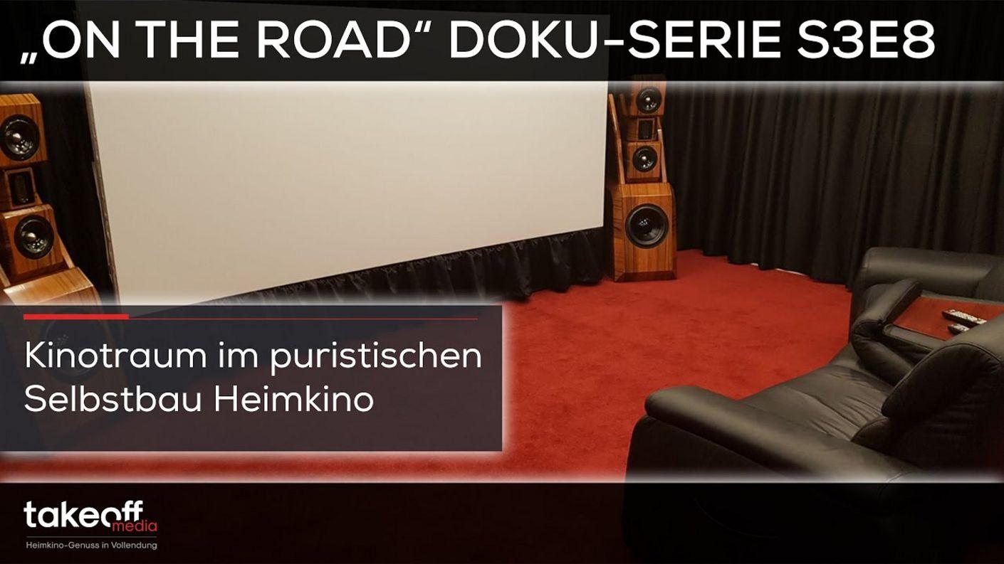 "JVC X5900 - Heimkino Highlight durch Liebe, Zeit und Sachverstand - Doku Serie ""on the road"" S3E8"