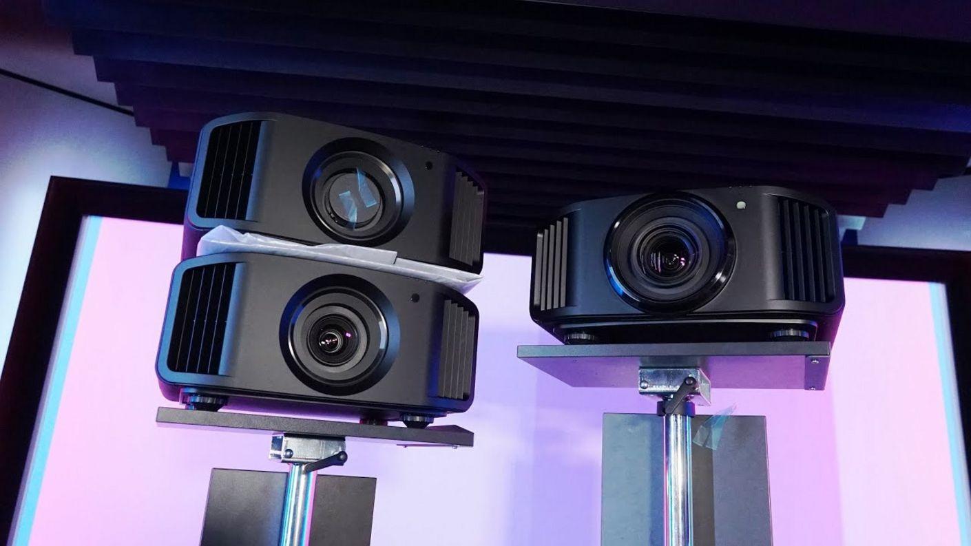 JVC Vergleich DLA N5 N7 NX9 -wie performen diese 4K Heimkino Beamer untereinander bei Messung/Praxis