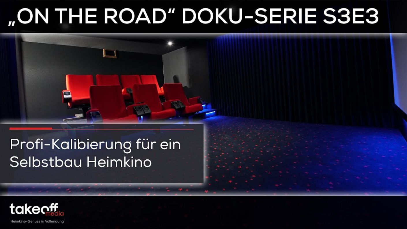 "Tool Time Selbstbau Heimkinos - finale Optimierung - Doku-Serie ""on the road"" S3E3"