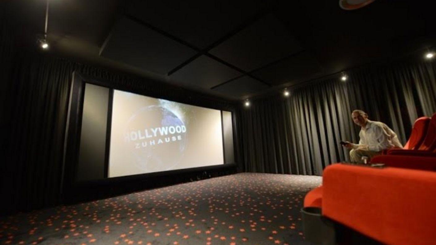 Heimkino mit Konzept: Preis-/Leistungs Klang Highlight mit 4K + curved Screen