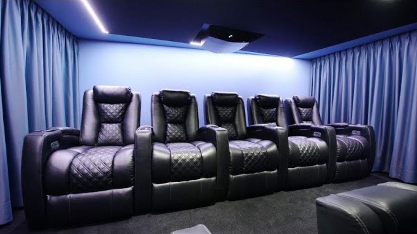 Produktvideo: Kinositz Heimkino Seattle Hollywood Seating