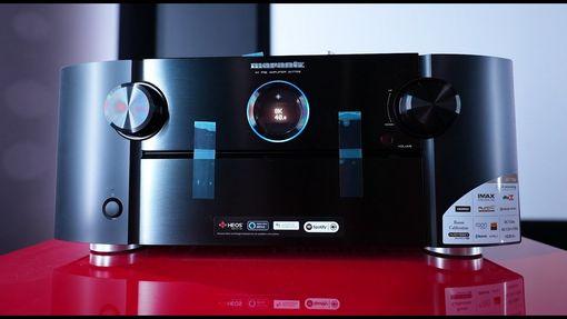 Test: Marantz AV7706 Heimkino Vorstufe mit Dolby Atmos, Auro3D, DTS-X, 11.2, XLR, Audyssey Jan 2021
