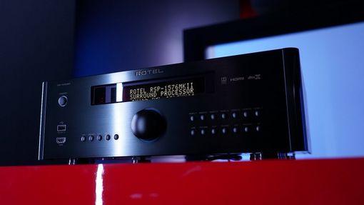 Test: Rotel RSP-1576 MK2 (Fw v117) - wie gut läuft Dirac mit Rotel und Atmos in der 2021 Version ?