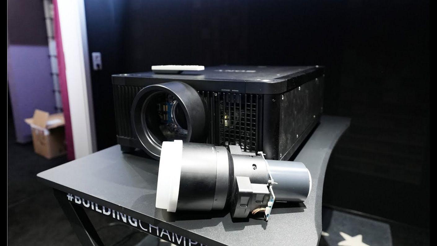 Der HDR Raptor - Sony VPL-GTZ380 im Hands-On Workshop - erster Test des 4K Laser 10.000 ANSI Beamers