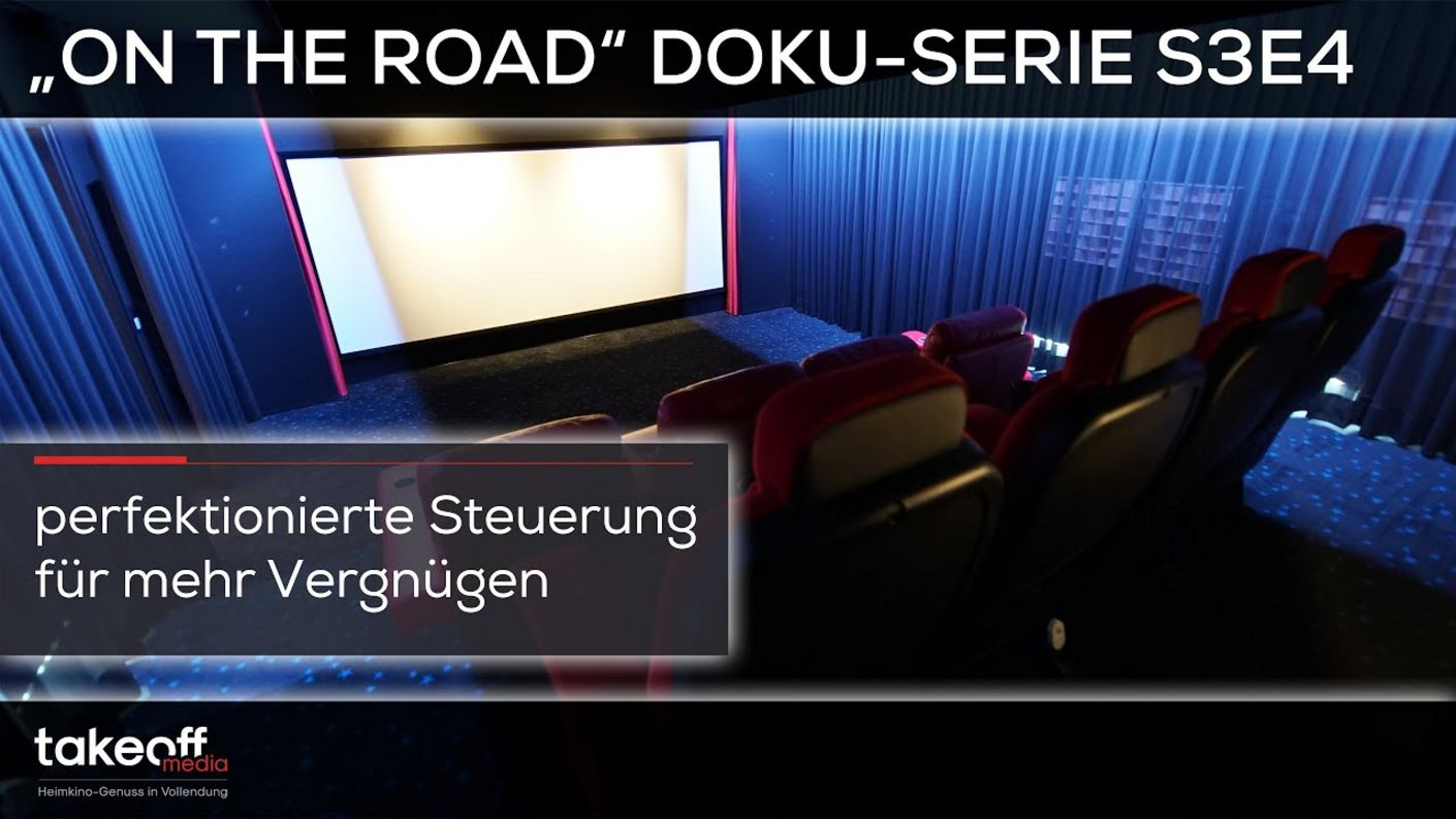 "Control4 OS3 Update beim Service-Besuch - Heimkino Doku ""on the road"" S3E4"