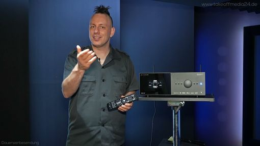 wie gut klingt der Anthem MRX1140 Atmos Heimkino AV-Verstärker in der Praxis ? Test inkl. Messungen.