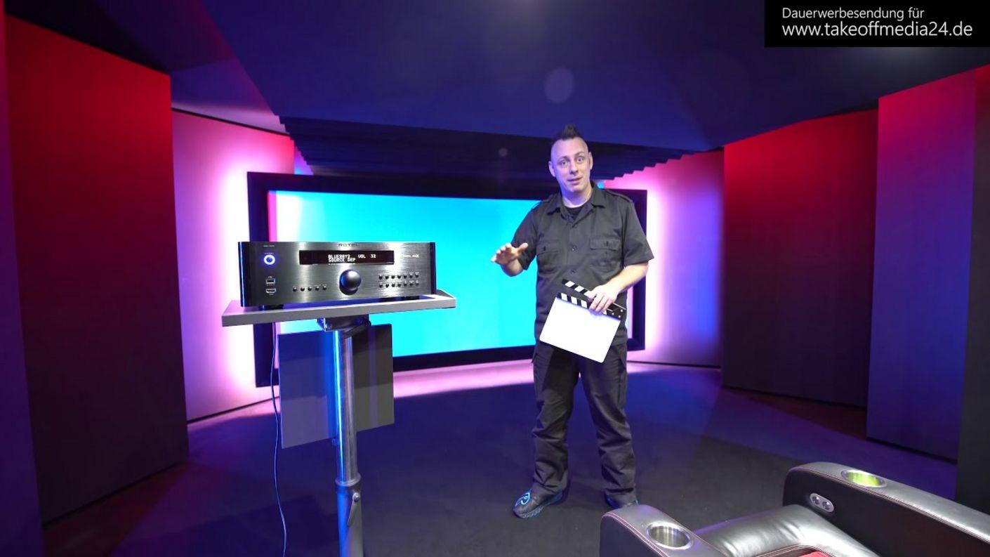 Rotel-RSP 1576 Surroundvorstufe HDMI2.0 im Praxischeck - wie gut ist die 7.1.4 Dolby Atmos Vorstufe?